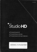 Manuel Pinnacle Studio HD Version 14 - Other