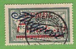 MiNr.76 O Deutschland Deutsche Abstimmungsgebiete Memelgebiet - Memelgebiet