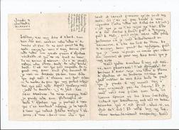 PIERRE LAGARDE (1903 PARIS. 1959) JOURNALISTE ET ECRIVAIN LAUREAT DU GD PRIX DU ROMAN DE L'ACADEMIE FRANCAISE 44  L A S - Autographs