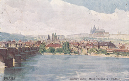 PRAHA-Oesterreich Tschechien- 1911 - Pitten
