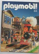 (jouets) Catalogue PLAYMOBIL 1988  (CAT 602) - France