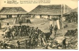 Postkaart MATADI- Zie Scan - Congo - Brazzaville