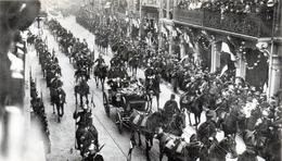 -A1-  51  Reims - Visite Du Président De La République Le 19 Octobre 1913 - Rue De L'etape - Reims