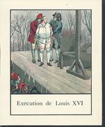 MILITARIA ESTAMPE OU AQUARELLE 21X16 EXÉCUTION DE LOUIS XVI : - Prenten & Gravure