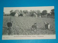 """60 ) Yvillers - Vue Générale """" Env De Villeneuve-sur-verberie - Année 1914 - EDIT : Dury - France"""
