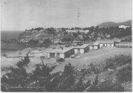 VENDO N.1 CARTOLINA DI QUERCIANELLA(LI) CHIOMA BENCHI,FORMATO GRANDE IN BIACO E NERO VIAGGIATA NEL 1962 - Livorno