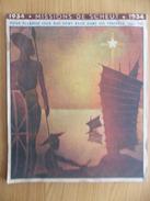Kalender Calendrier 1934 - Missies Missions De Scheut - Chine Congo Philippines - Calendriers