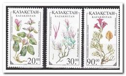 Kazachstan 1999, Postfris MNH, Flowers - Kazachstan