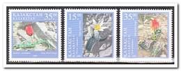 Kazachstan 1997, Postfris MNH, Flowers - Kazachstan