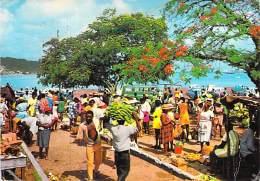ANTILLES CARAÏBES Caribbean  - ANTIGUA : Market Scene - CPSM GF - - Antigua & Barbuda