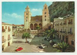 CEFALU IL DUOMO   VIAGGIATA  FG - Palermo