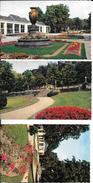 Mondorf-les-Bains: 3 Cartes Le Parc Thermal - Mondorf-les-Bains