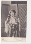 Turquie - Souvenir De  Beauté Orientale - Femme Fumant Narguilé - Precurseur éd Constantinople - Turkmenistan