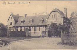 Spimont - Hôtel Du Cercle (Emile Dumont, Légia) - Sprimont