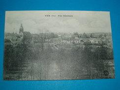60 ) Ver - Vue Générale  -  Année 1914 - EDIT : Lassé - Autres Communes