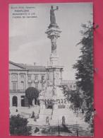 Espagne - Pamplona - Monumento A Los Fueros De Navarra - Excellent état - Scans Recto-verso - Navarra (Pamplona)