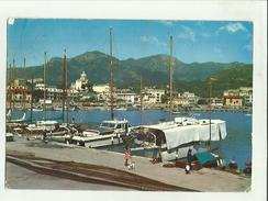 136063 CARTOLINA DI  MOTOSCAFO YACHT - Barche