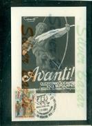 PRIMO MAGGIO-CGIL-U.I.L.- CISL ANNULLO SPECIALE - MARCOFILIA-PESCARA- - Sindacati