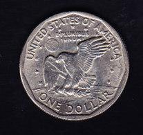 USA KM 207  1979P XF,  (B298) - 1979-1999: Anthony