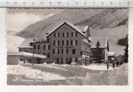 Andermatt - Hotel Badus (1960) - Hotels & Restaurants