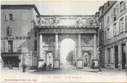 NANCY - 54 -  Porte Stanislas - Hotel De La Meuse Au 1er Plan - AUT2 - - Nancy