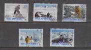Ross Dependency 2006 New Zealand Antarctic Programme Anniversary Set 5 MNH - Unclassified