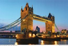 Postcard - Tower Bridge, London. 2017