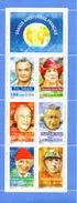 France.carnet No Bc3348 De 2000.grands Aventuriers.n**. - Dag Van De Postzegel
