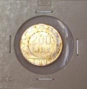 Repubblica Italiana 200 Lire 2001 RARA - FDC - UNC - 1946-… : Repubblica