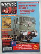 MODELISME FERROVIAIRE : LOCO REVUE : N° 579 . MARS 1995 . Voir Description  .. - Trains