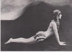 CPM 10X15 . REPRODUCTION . Danse . Adorée VILLANY  Danse D'Apis  Phot. ARTAUD  (vers  1913) - Danse