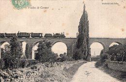 """V6421 Cpa 21 Le Viaduc De Cormot """" Train"""" - Non Classificati"""