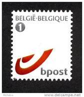 Belg. 2010 - COB N° 4084 ** - Logo Bpost - Unused Stamps