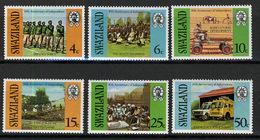 1978 - SWAZILAND - Mi. Nr. 300/305 - NH - (CW2427.13) - Swaziland (1968-...)