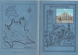 Copertina-le Regioni D'italia -lombardia - Altre Collezioni