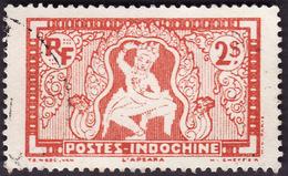 INDOCHINE    1931-39   -   Y&T  170 - Oblitéré - Indochina (1889-1945)