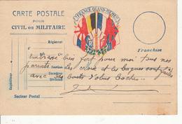 Correspondance  Des ARMÉE De La RÉPUBLIQUE DE 1915 - Militaria