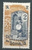 Cote Des Somalis - Yvert N°84 Oblitéré  - Cw20101 - Used Stamps