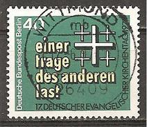 Berlin 1977 // Michel 548 O - Gebraucht