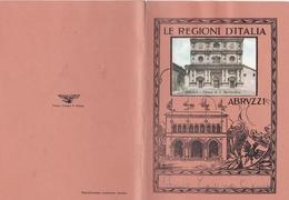 Copertina-le Regioni D'italia -abruzzi-aquila-chiesa Di S. Bernardino. - Altre Collezioni