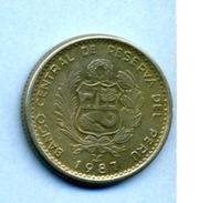 1987 1 INTI - Peru