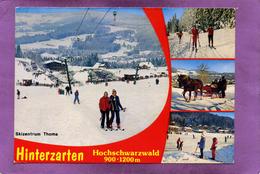 Hinterzarten Hochschwarzwald Heilklimatscher Kurort Wintersportplatz Skizentrum Thoma - Hinterzarten