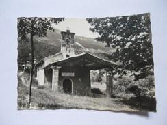 CPSM BASSES ALPES 04 - ANNOT LA CHAPELLE DE VERIMANDE - Castellane