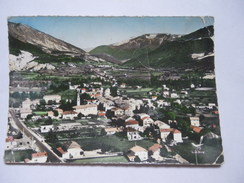 CPSM BASSES ALPES 04 - SAINT ANDRE LES ALPES VUE GÉNÉRALE - Castellane