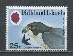 FALKLAND 1980 N° 309 ** Neuf MNH Superbe Cote 2.30 € Faune Oiseaux Falco Rapaces Birds Fauna  Animaux - Falkland