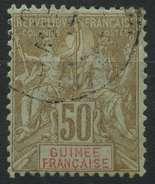 Guinée (1900) N 17 (o)