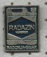 RADAZIN - Fuel, Gas, Olie, Motor Oil, - Carburants
