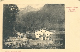 Gasthaus Toblhof  Bei Sand In Taufers - Campo Tures - Bolzano (Bozen)