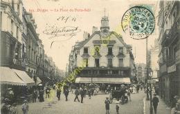76.  DIEPPE .  La Place Du Puits Salé . - Dieppe