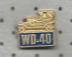WD 40 Oil - Fuel, Gas, Olie, Motor Oil, - Fuels